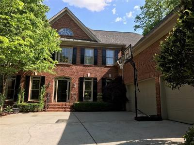 Alpharetta Single Family Home For Sale: 720 Old Knoll View