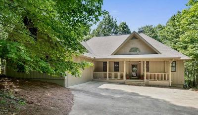 Jasper Single Family Home For Sale: 39 Fairway Drive