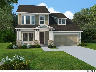 Mableton Single Family Home For Sale: 5265 Bluestone Circle