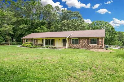 Loganville Single Family Home For Sale: 4038 Pate Road