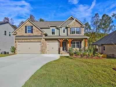 Alpharetta, Cumming, Johns Creek, Milton, Roswell Single Family Home For Sale: 5155 Hamby Hollow Lane