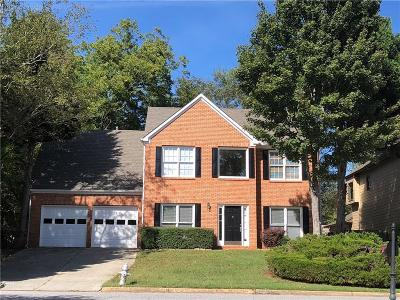 Duluth Single Family Home For Sale: 5935 Findley Chase Drive