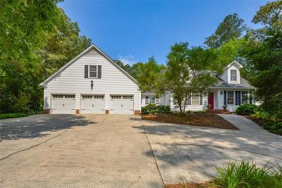 Bartow County Single Family Home For Sale: 322 Etowah Drive