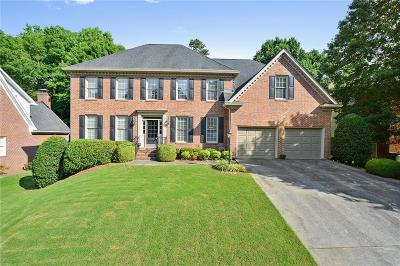 Peachtree Corners Single Family Home For Sale: 4151 Wild Sonnet Trail