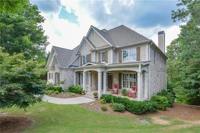 Acworth Single Family Home For Sale: 384 Brisbane Drive