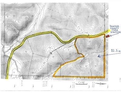 Dawsonville Residential Lots & Land For Sale: 2100 Hubbard Road