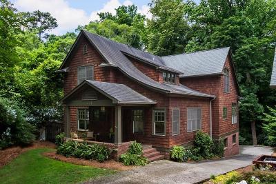 Druid Hills Single Family Home For Sale: 471 Chelsea Circle NE