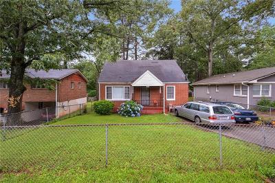 Atlanta Single Family Home For Sale: 427 Hooper Street