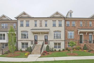 Johns Creek Condo/Townhouse For Sale: 217 Bedford Alley #108