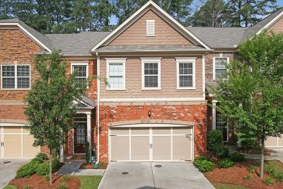 Sandy Springs Condo/Townhouse For Sale: 145 Barkley Lane