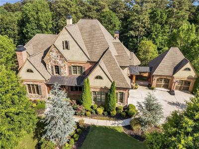 Buford Single Family Home For Sale: 2750 Drayton Hall Drive