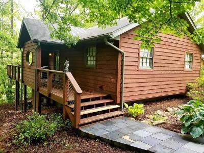Dawson County Single Family Home For Sale: 215 Walnut Cove