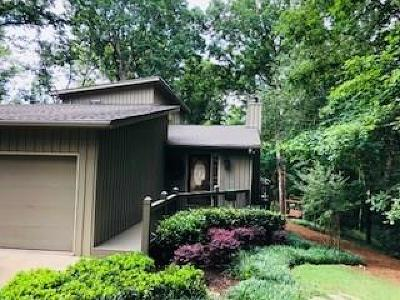 Forsyth County, Gwinnett County Single Family Home For Sale: 9900 Kings Road
