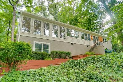 Atlanta Single Family Home For Sale: 1473 Stephens Drive NE