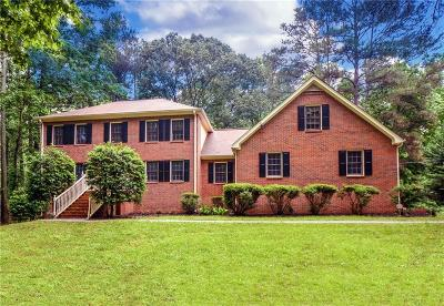 Snellville Single Family Home For Sale: 3535 Rock Falls Drive