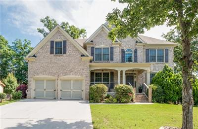 Dacula Single Family Home For Sale: 2153 Hamilton Mill Parkway
