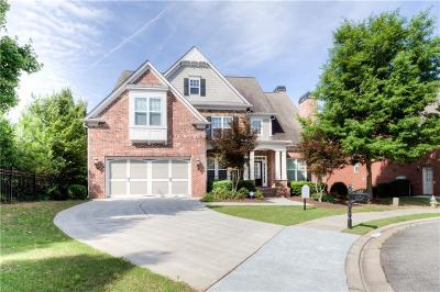Alpharetta Single Family Home For Sale: 406 Vera Park Place