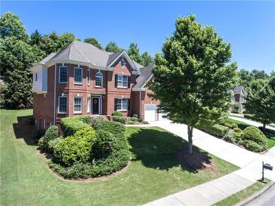 Johns Creek Single Family Home For Sale: 840 Cooper Farm Way