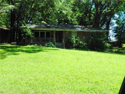 Forest Park Single Family Home For Sale: 1206 Rocksprings Street