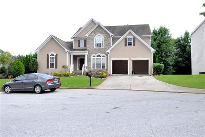 Lawrenceville Single Family Home For Sale: 1590 Maybell Trail