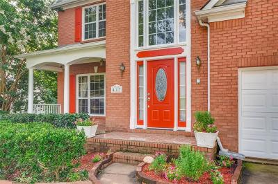 Lawrenceville Single Family Home For Sale: 417 Autumn Park Trace