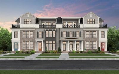 Alpharetta GA Condo/Townhouse For Sale: $759,400