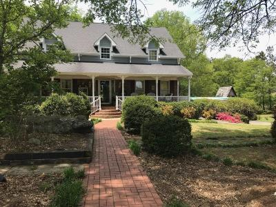 Powder Springs Single Family Home For Sale: 5422 Hill Road SW