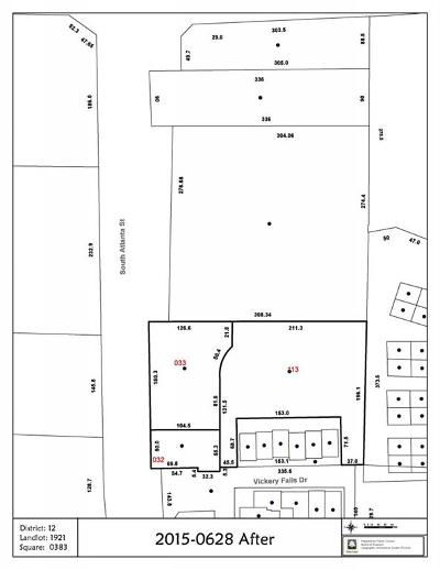 Roswell Residential Lots & Land For Sale: 505 S Atlanta Street