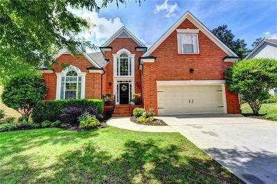 Dacula Single Family Home For Sale: 2622 Back Creek Chase