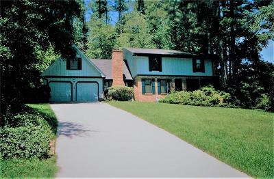 Dunwoody Single Family Home For Sale: 5270 N Peachtree Road