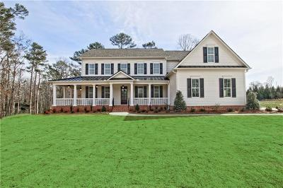 Milton GA Single Family Home For Sale: $849,900