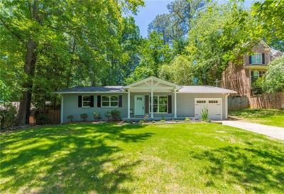 Decatur Single Family Home For Sale: 2771 Pangborn Road