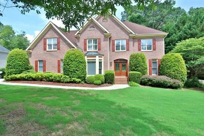 Johns Creek Single Family Home For Sale: 215 Fernly Park Drive