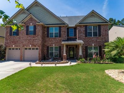 Loganville Single Family Home For Sale: 680 Langley Farms Drive
