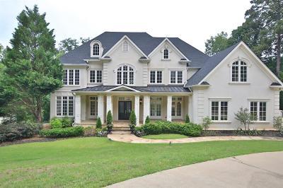 Marietta Single Family Home For Sale: 476 Gramercy Drive NE