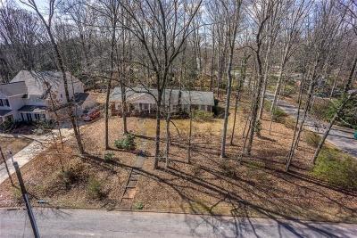 Smyrna Residential Lots & Land For Sale: 3330 Kathy Lane SE