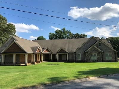 Kennesaw Single Family Home For Sale: 1455 Wimbledon Drive NW