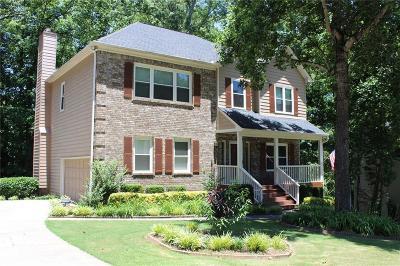 Suwanee Single Family Home For Sale: 235 Falcon Creek Drive