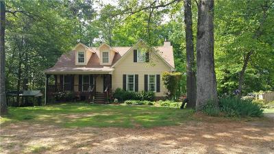 Smyrna Single Family Home For Sale: 75 Concord Road SW