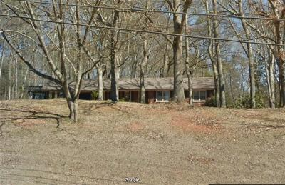 Lilburn Single Family Home For Sale: 110 Harmony Grove Road