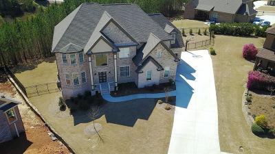 Grayson Single Family Home For Sale: 2593 Heritage Lake Cove Lane