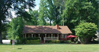 Woodstock GA Single Family Home For Sale: $239,000
