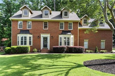 Marietta Single Family Home For Sale: 3751 Cara Lane