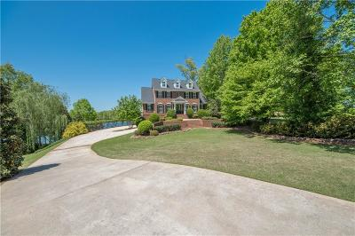 Carroll County, Coweta County, Douglas County, Haralson County, Heard County, Paulding County Single Family Home For Sale: 40 The Promontory