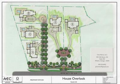 Roswell  Residential Lots & Land For Sale: 185 Houze Way