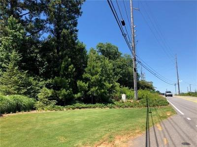Acworth Residential Lots & Land For Sale: 5731 Woodstock Road