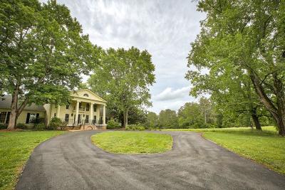 Alpharetta Single Family Home For Sale: 14620 Freemanville Road