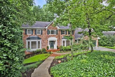 Roswell Single Family Home For Sale: 435 Millbank Place