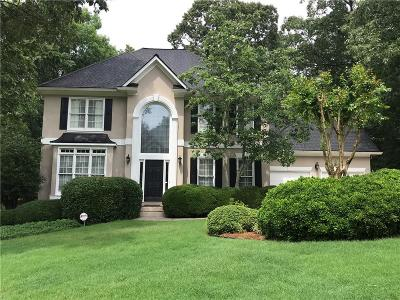 Duluth Single Family Home For Sale: 4025 Noblin Ridge Drive