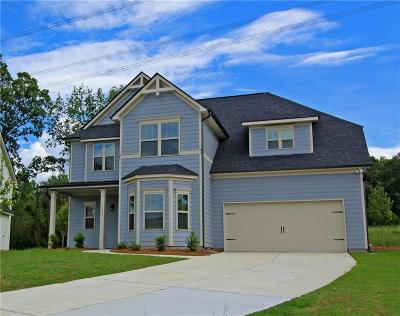 Kennesaw Single Family Home For Sale: 3137 Arch Court NW